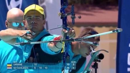 Ion Cojocari a cucerit medalia de argint la Campionatul European la Tir cu Arcul din Antalya